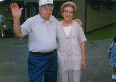 Bill & Marilyn Rogers - 1999