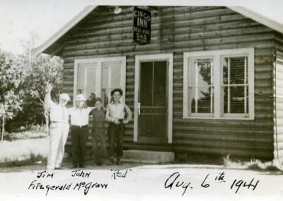 Rogers Bar (Cisco Inn) 1941