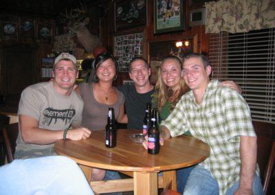 Wisconsin friends